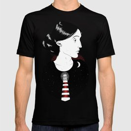 To the Lighthouse - Virginia Woolf T-shirt