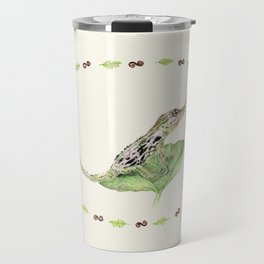 The Horned Anole Travel Mug