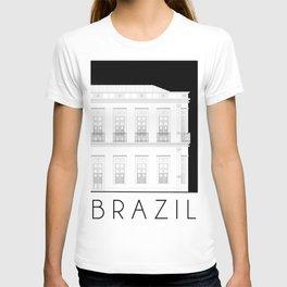 Brazil Facade T-shirt