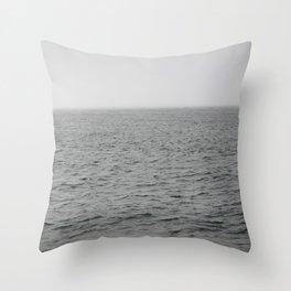 Thalassophobia Throw Pillow