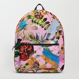 SUMMER BOTANICAL IX Backpack