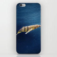 A Whale Dreams of the Forest iPhone Skin