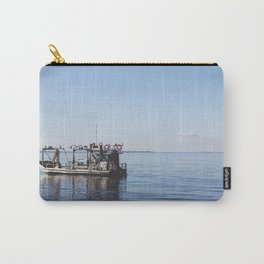 The Fisherman. Carry-All Pouch