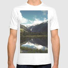 (Franz Josef Glacier) Where the snow melts T-shirt
