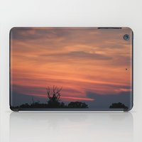 north carolina iPad Cases featuring North Carolina Sunset by Veronica Ventress
