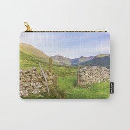 Ben Nevis Mountain Range Carry-All Pouch