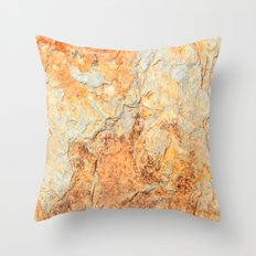 Stone Texture 1 Throw Pillow