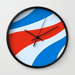 America the Beautiful Wall Clock