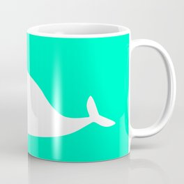 For the Love of Narwhals Coffee Mug