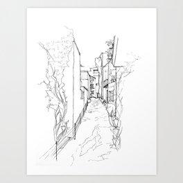 Cadaques Art Print
