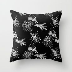 Lace 4 Throw Pillow