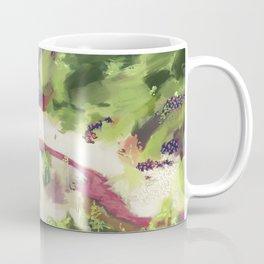 Streams and Patterns Coffee Mug