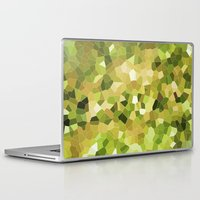 camouflage Laptop & iPad Skins featuring Camouflage by Elizabeth