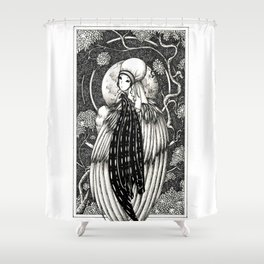 Harpy 1 Shower Curtain