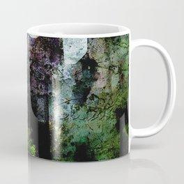 In the Castle Courtyard Coffee Mug