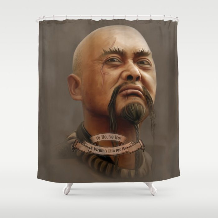 Yo Ho, yo Ho! #2 Shower Curtain