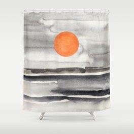 Abstract nature 12 Shower Curtain