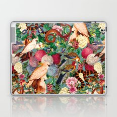 Floral and Animals pattern Laptop & iPad Skin