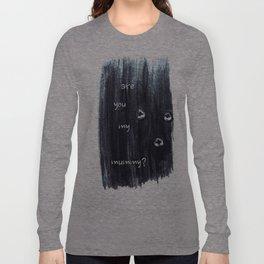 Mummy? Long Sleeve T-shirt
