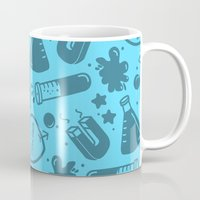 science Mugs featuring SCIENCE!  by Neat Good Job!