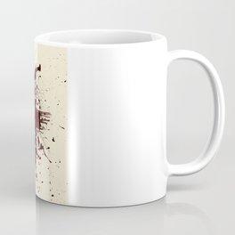 TigARRGH (Maroon and Orange) Coffee Mug