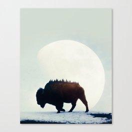 Wild West #society6 #decor #buyart Canvas Print