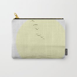 Birds Migrating Carry-All Pouch