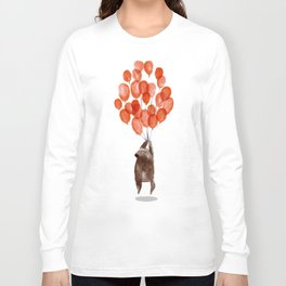 Almost take off Long Sleeve T-shirt