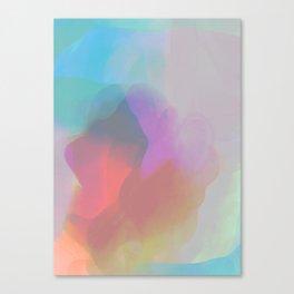 watercolor paint Canvas Print
