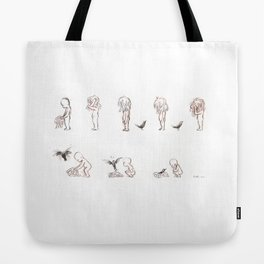 The Wig Tote Bag