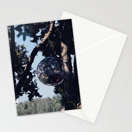 Disco Tree - Isles of Scilly Stationery Cards
