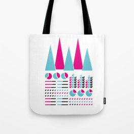 Infographic Selection Tote Bag