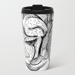 Anatomy Of Sex Travel Mug