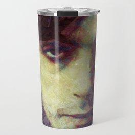 Syd Barrett Travel Mug
