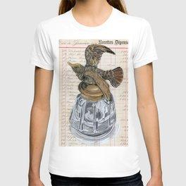 Hummingbird Inkwell in Gouache T-shirt
