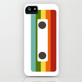 Quirky Robots iPhone Case