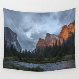 Crack in everything Wall Tapestry