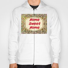Stained Glass Home Sweet Home  Hoody