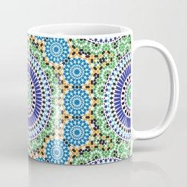Mosaic Pattern Coffee Mug