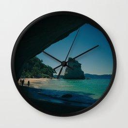 Paradise Island 4 Wall Clock