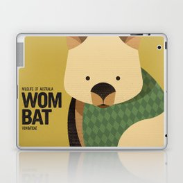 Hello Wombat Laptop & iPad Skin