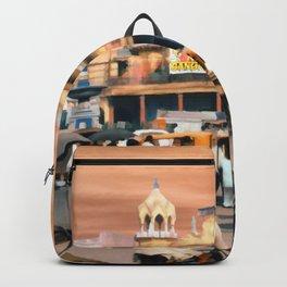 Old Dehli Backpack
