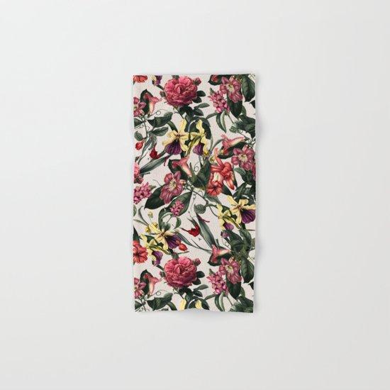 VS019 Botanical Garden Hand & Bath Towel