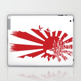 Penguin Bushido Laptop & iPad Skin