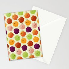Cutie Fruity (Watercolour) Stationery Cards