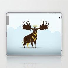 God's Zoo: Irish Elk Laptop & iPad Skin