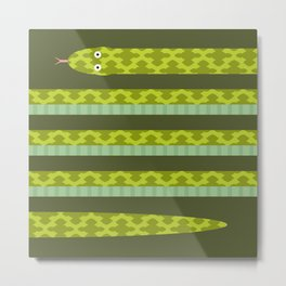 Anaconda! Metal Print