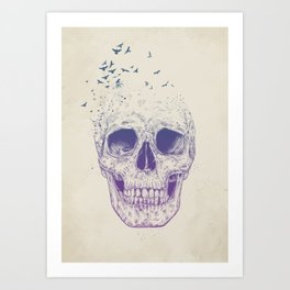 Let them fly Art Print