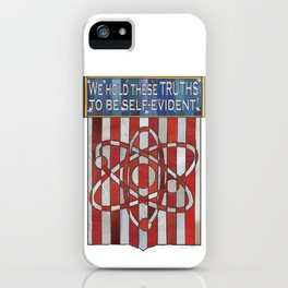 We hold these truths.. iPhone Case