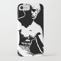 rocky horror picture show iPhone & iPod Cases featuring Rocky Horror (Rocky Horror Picture Show) by Blake Lee Ferguson